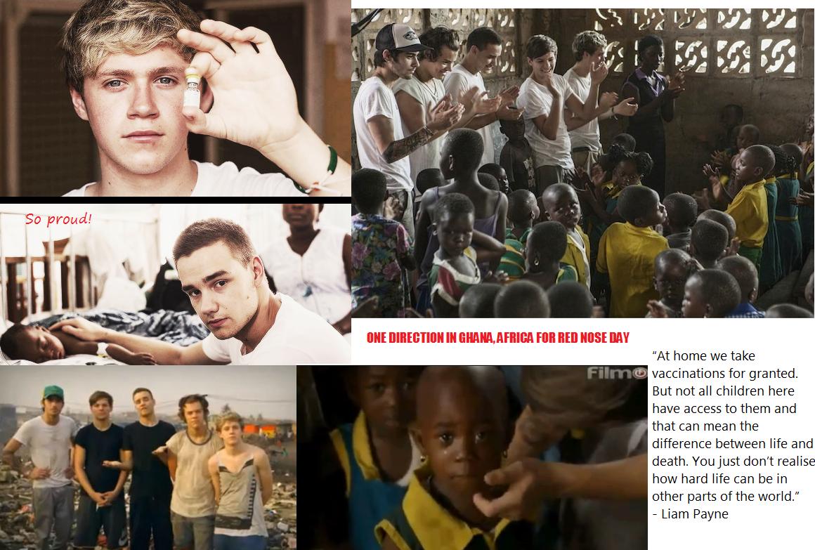 This is why I am proud to be a part of the 1D Family!