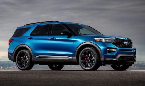 2020 Ford Explorer Looks Powertrains And All The Other Details We Know About It Carscoops Ford Explorer 2020 Ford Explorer New Ford Explorer