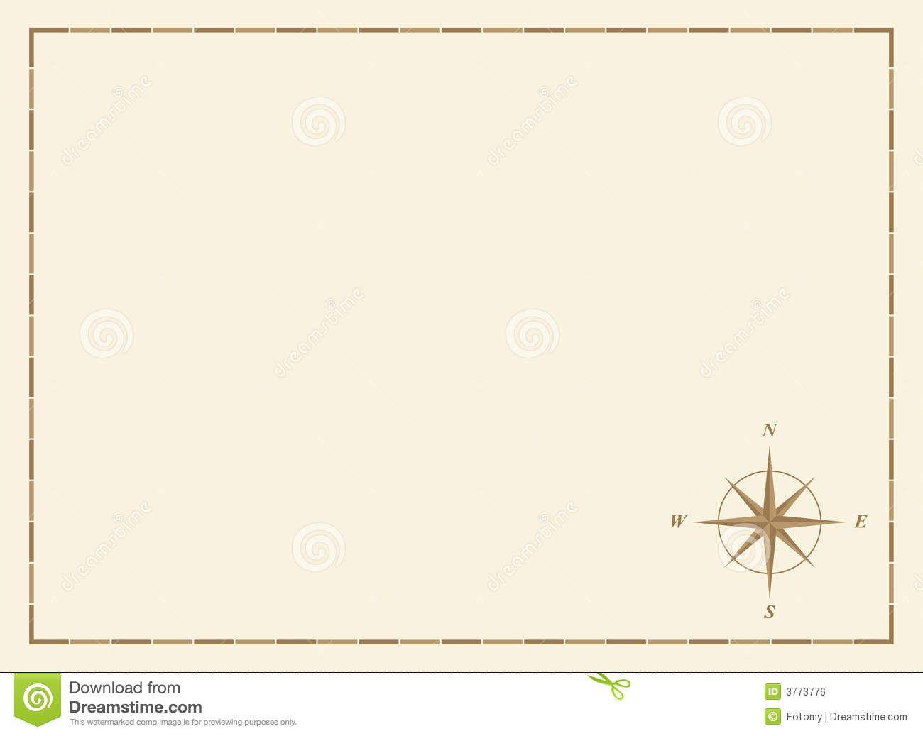 blank treasure map template - videotekaalex.tk | Kids Crafts ...