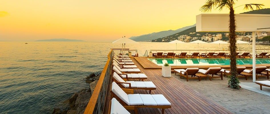 Lido Bevanda Beach Resort Opatija Beach Resorts Resort Beach