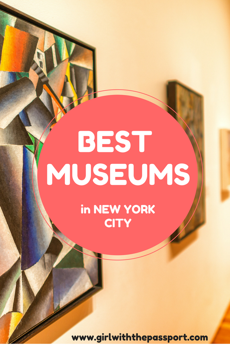Best Museums In New York City - How many museums in usa