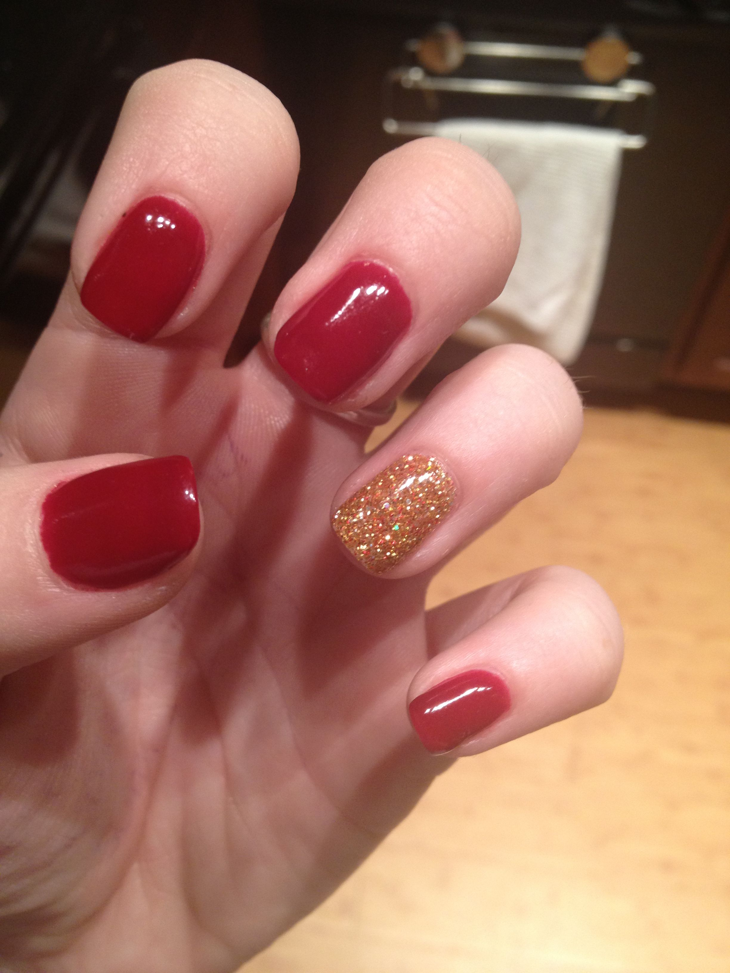 My SNS Manicure | Nails in 2019 | Sns nails colors, Nails ...
