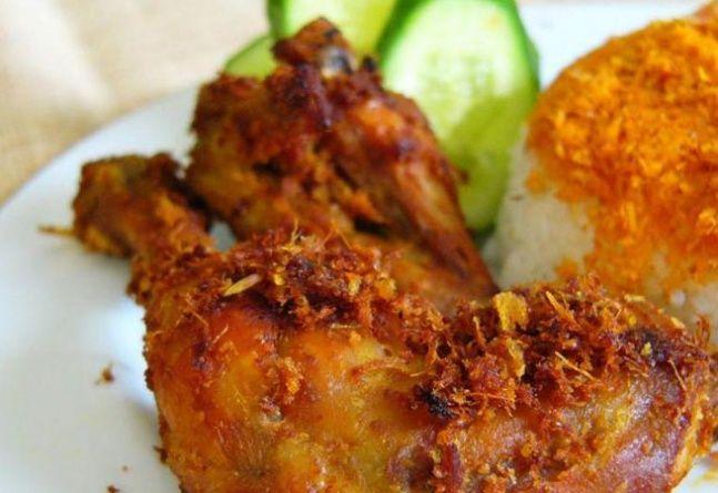 Bebek Goreng Lengkuas Resep Ayam Ayam Goreng Resep Masakan Indonesia