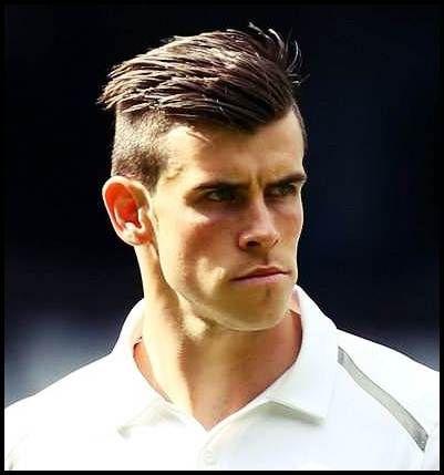 Gareth Bale Hair 2013 Gareth Bale Haircuts Mens Cuts Pinterest