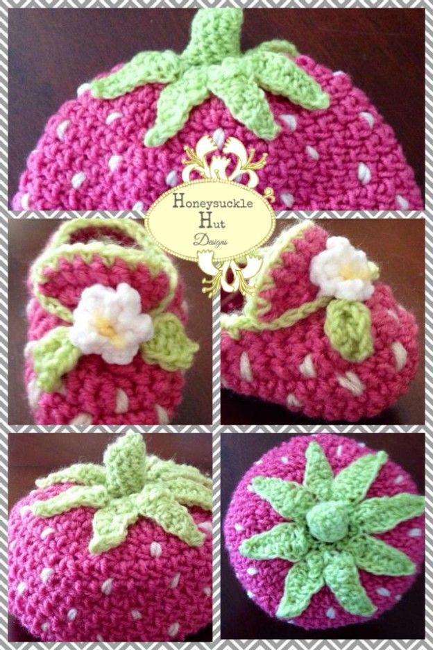 Strawberry Hat Enter your best work for a chance to win $1000 at #TheCraftys!