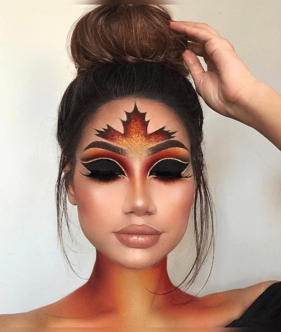 20 Cute Halloween Makeup Ideas – Society19