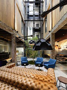 1888 Hotel Sydney Pyrmont Boutique Accommodation 139 Murray Street New South Wales Australia Neighborhood Darling