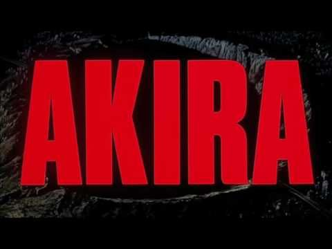 Akira 1988 Opening Credits Project Anime Background Akira Anime Films