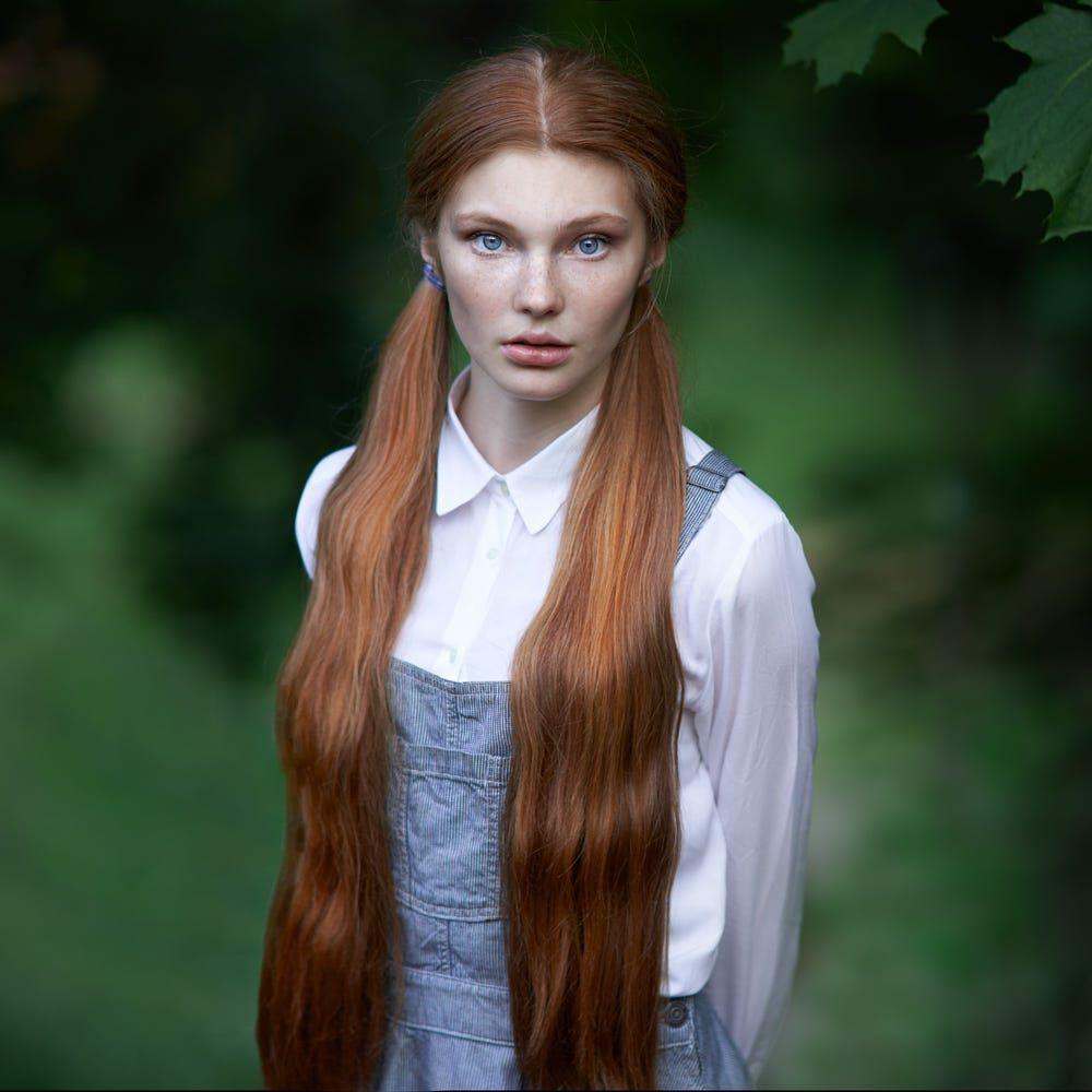 redhead greeneyes dasha