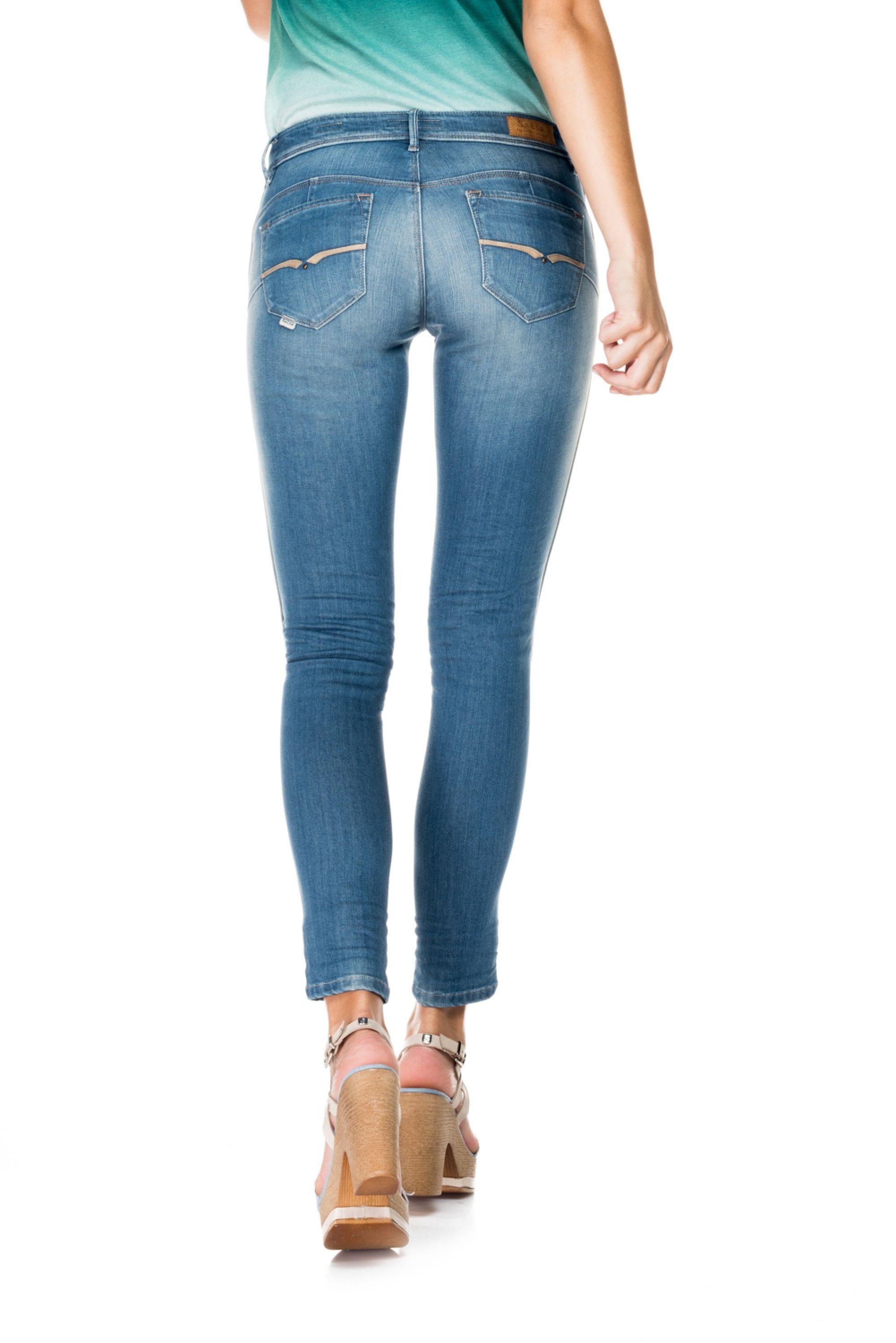 Salsa Jeans - Push Up Shape Up jeans, low rise, original details