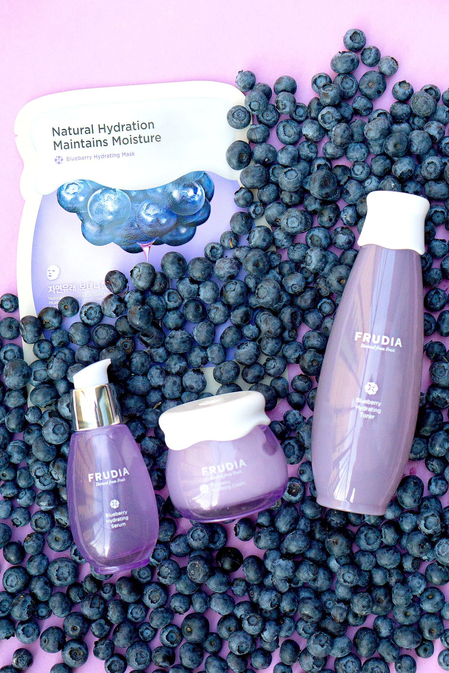 Beauty Benefits of Blueberries | + Group Blog Board Share +