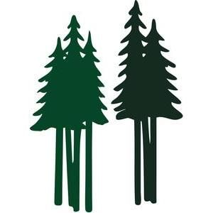 Tall Christmas Tree Clipart.Silhouette Design Store Tall Pine Trees Artsy Fartsy