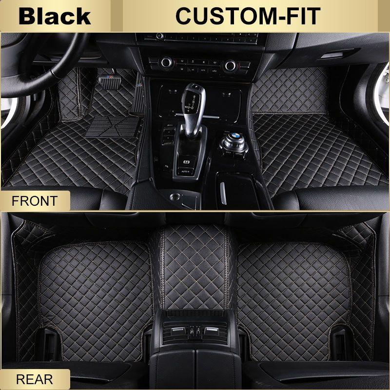 Car Floor Mats For Ford Mondeo Fusion 2007 2017 All Weather Waterproof Carpet Custom Car Floor Mats Car Floor Mats Custom Cars