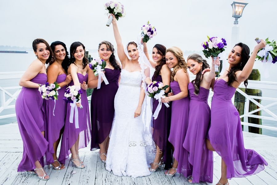 Johana\'s Elegant New York Wedding | Wedding, Weddings and Wedding things