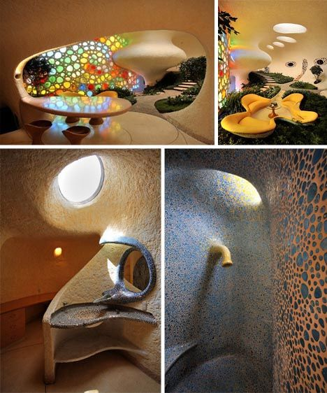 Curvy Spiral House Design Architecture Of Dreams Pinterest - Curvy-spiral-house-design