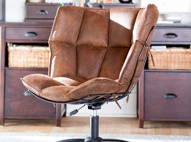 20 Delightful Desk Chairs Desk Chair Comfy Cool Desk Chairs Home Office Furniture