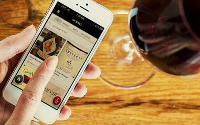 App para amantes del vino