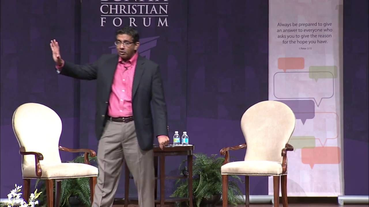 D'Souza Explains How Christians Lost The Cultural Battle