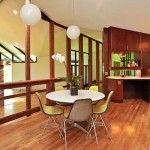 Elegant Home Mid-Century Living Room