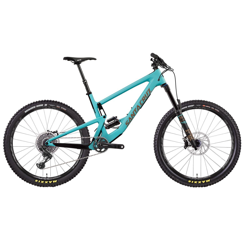 Santa Cruz Bicycles Bronson Cc X01 Complete Mountain Bike 2019 In