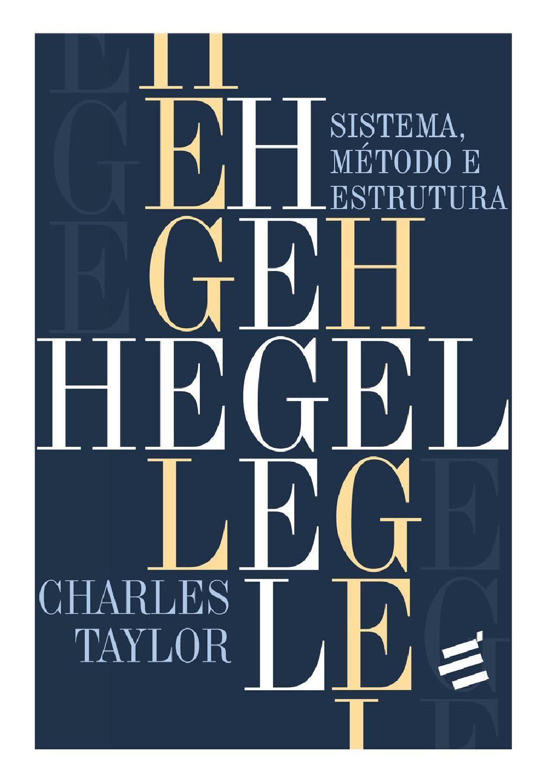 Ideias De Hegel ~ Hegel Sistema, Método e Estrutura Espiritual, Principais e Lugares