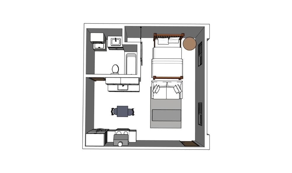 Adu Floor Plans 1 2 Car Garage Options Beach Builders Floor Plans Tiny House Floor Plans House Floor Plans