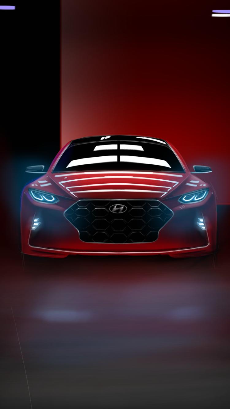 Concept azara 4  Hyundai azera, Concept design, Hyundai