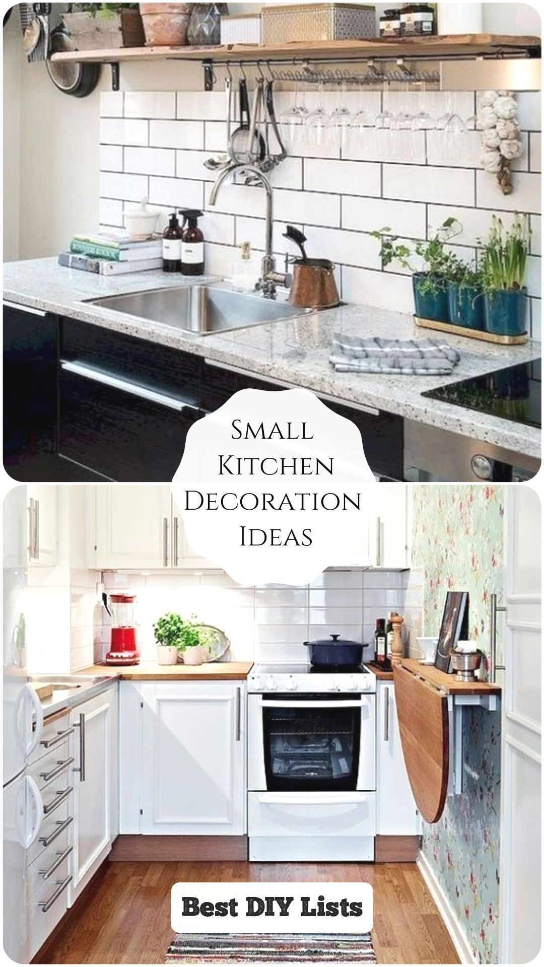 Kitchen Decor Tips10 Clever Ideas For Small Kitchen Decoration #kitchendecoration #kitchen #kitchendecor #kitchenremodel #homedecor #kitchentips