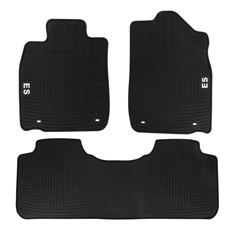 lexus IS rubber mats