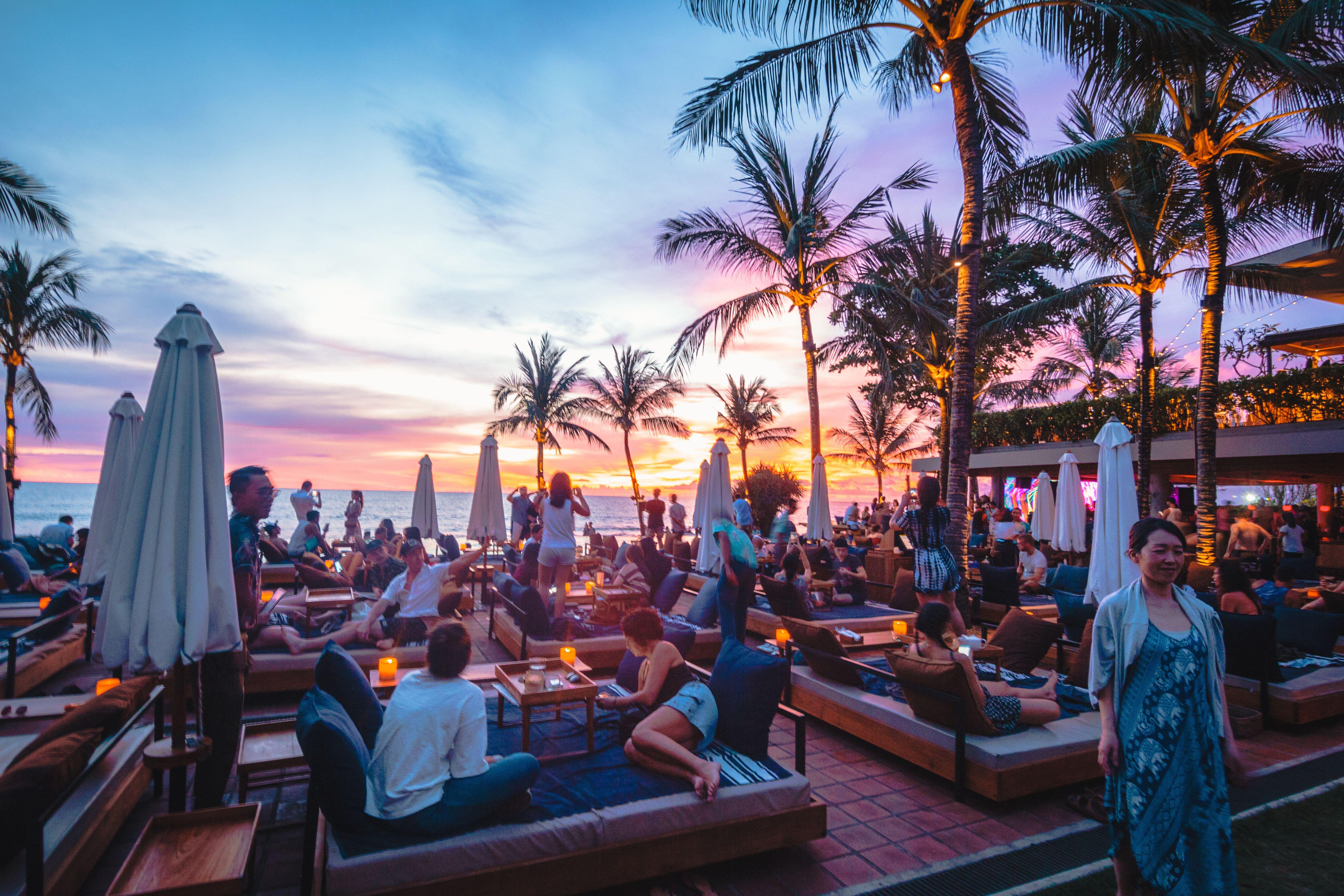 Potato Head Beach Club Bali The