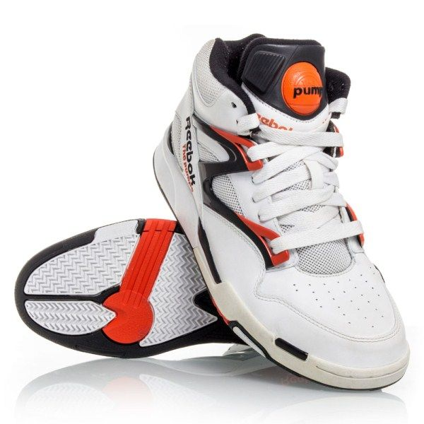 49be1eb57fe Reebok Pump Omni Lite M - Mens Basketball Shoes - White Black ...