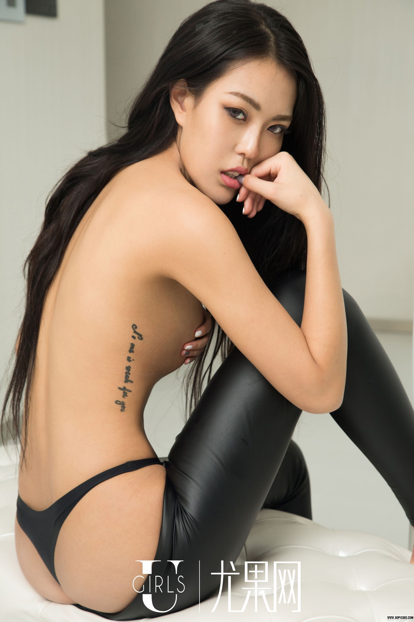 from Amos sexy asian women in lingerie