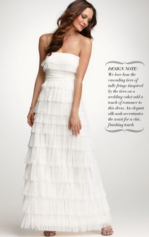 Ann taylor bridal gown style 256378 wedding love pinterest ann taylor bridal gown style 256378 junglespirit Gallery