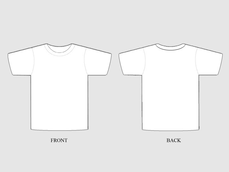 Blank Tshirt Template Printable Unique Printable T Shirt Order Form Template Besttemplate123 Shirt T Shirt Design Template Shirt Template Blank T Shirts