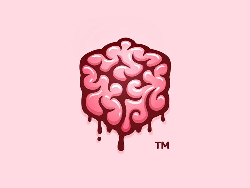 BrainBox 3D Art logo, Brain logo, Bape wallpapers