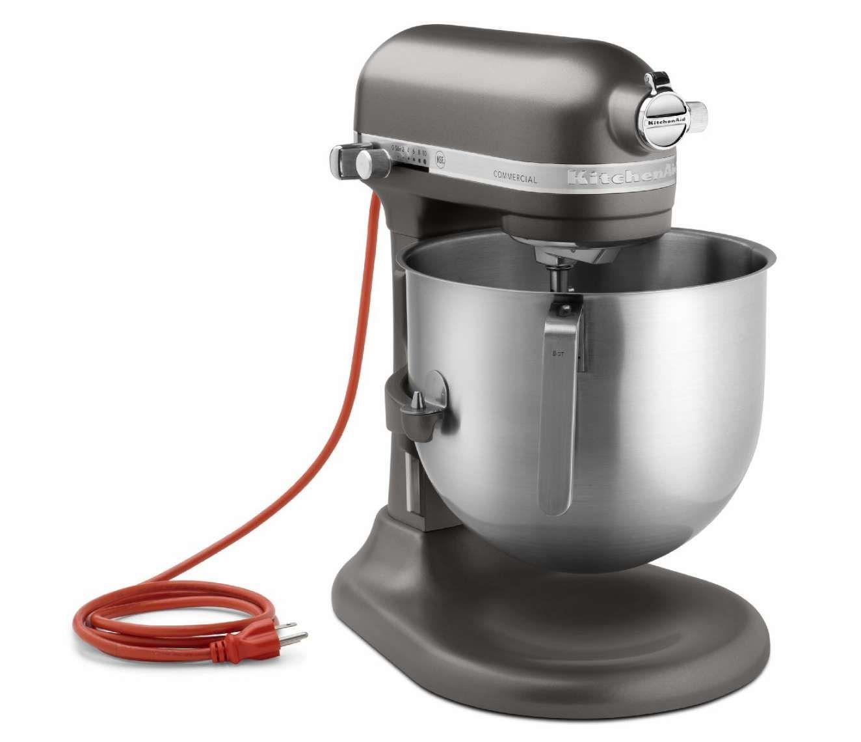 Kitchenaid 8qt nsf commercial stand mixer ksm8990wh