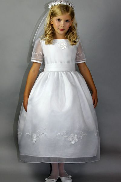 Communion Dresses From Ireland Girls First Communion