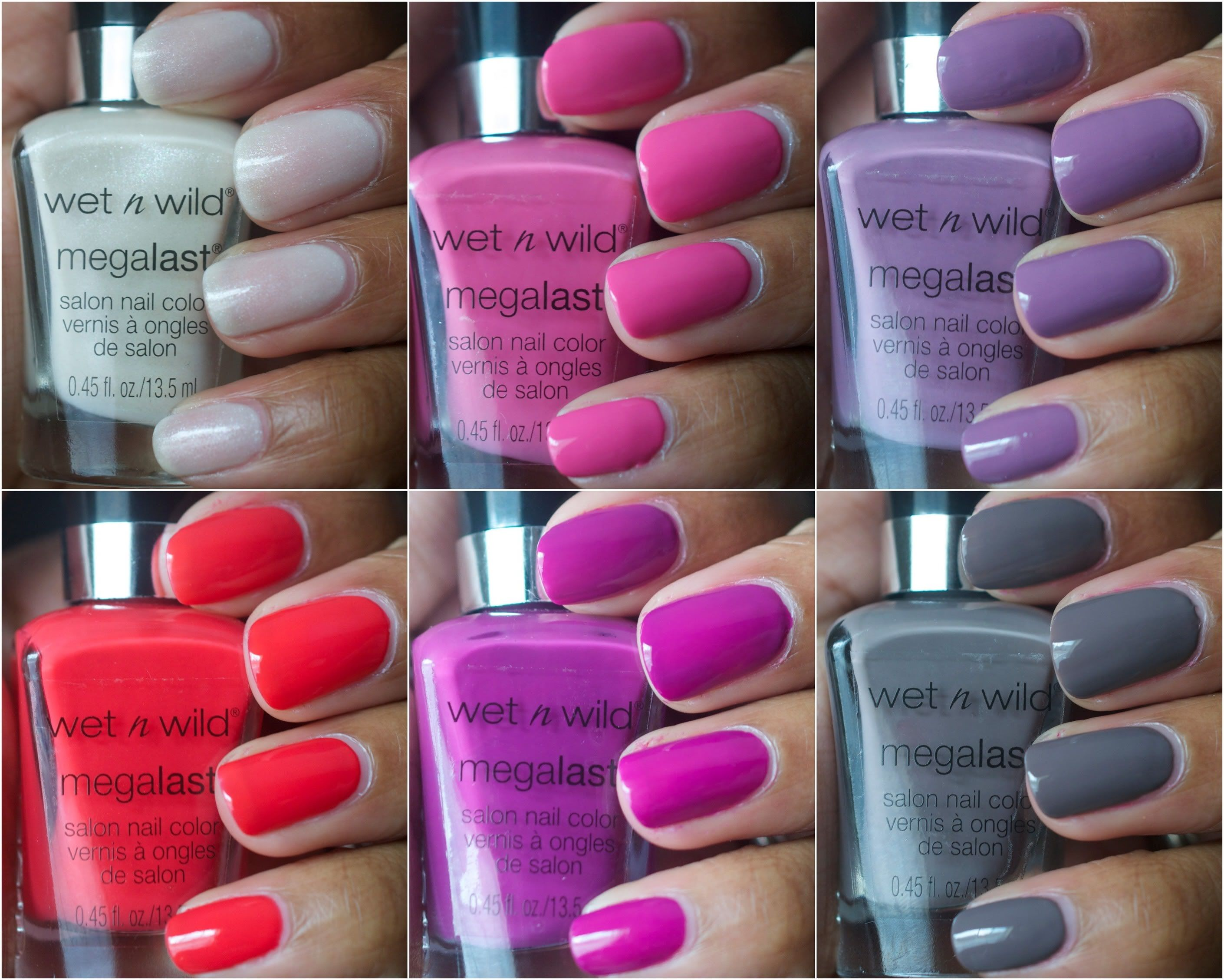wet n wild brushes names. wet \u0027n wild megalast polishes-the best! $2 a bottle and great wide n brushes names