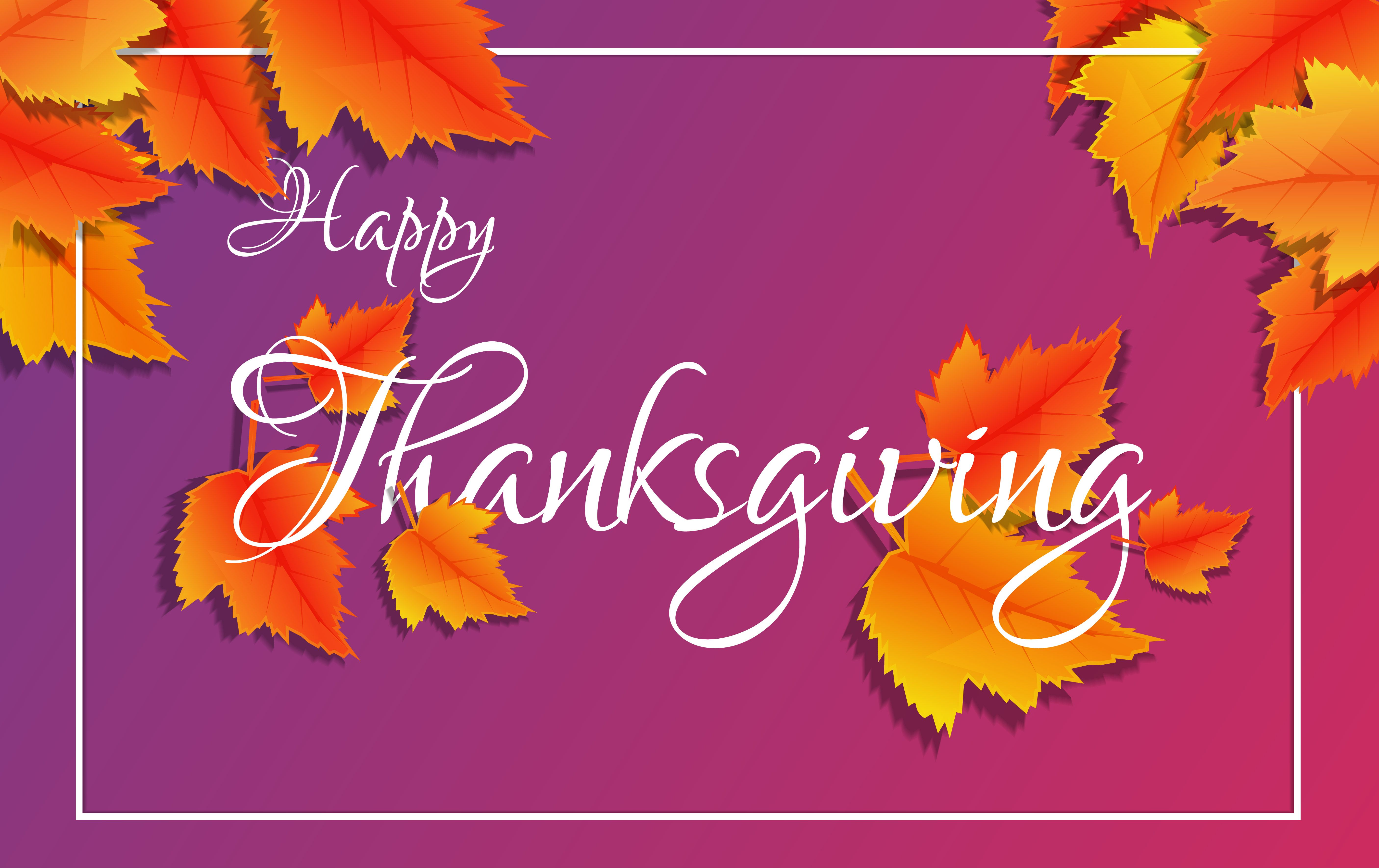 Thanksgiving Banner Graphic By Nainggig Creative Fabrica