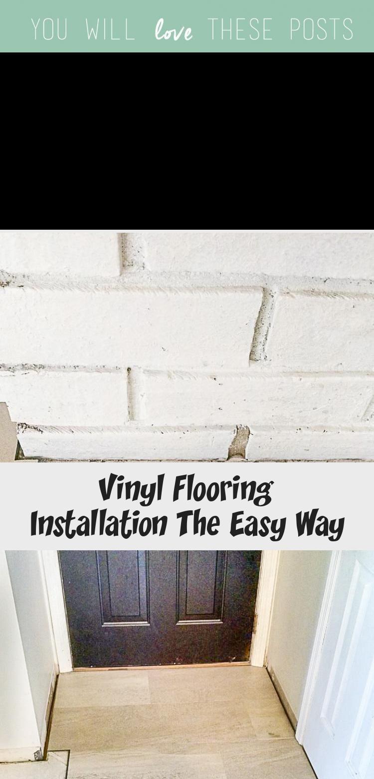 Vinyl Flooring Installation The Easy Way