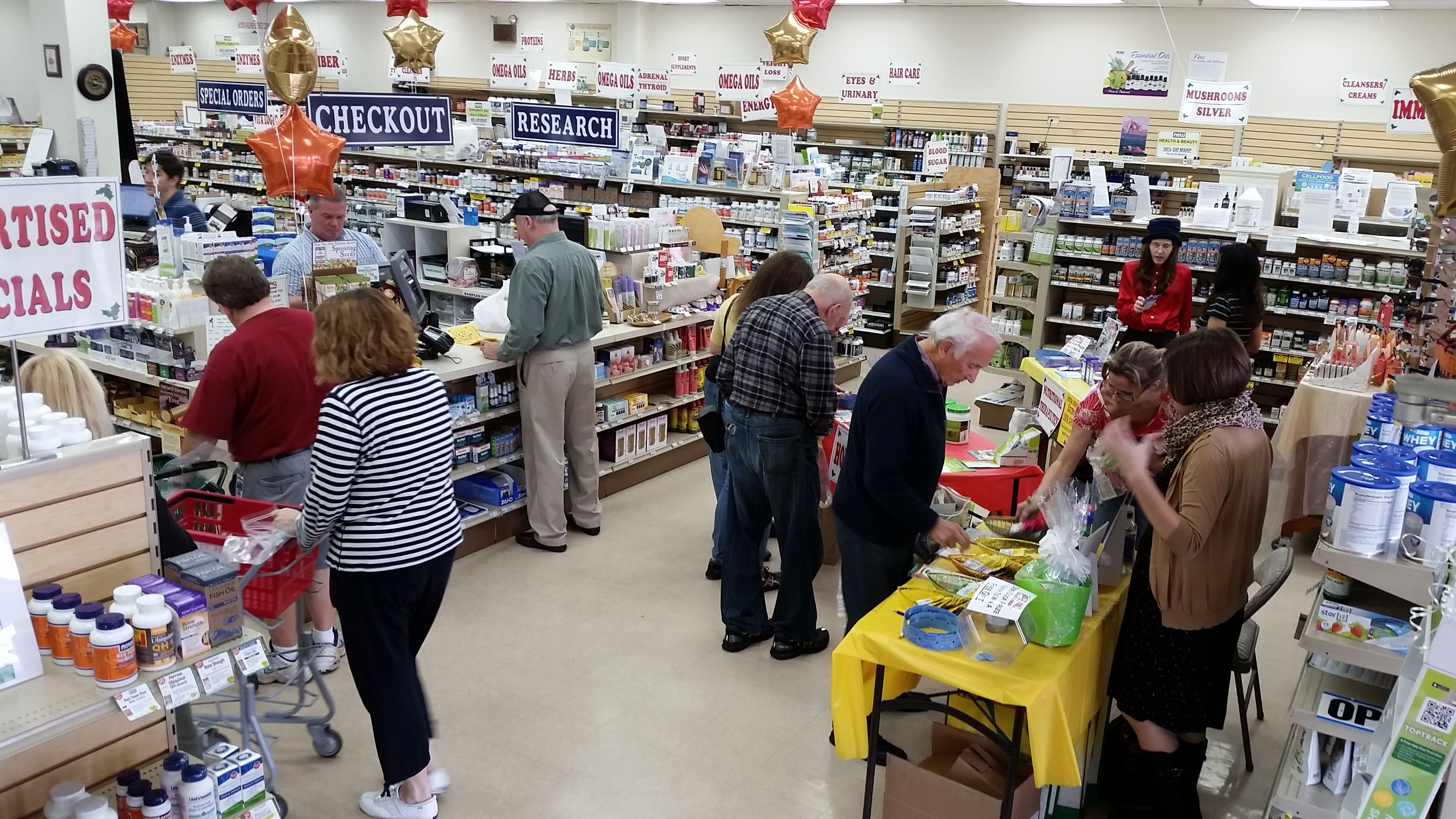 Pin by Holly Hill Health Foods on Events   Shopping center ...