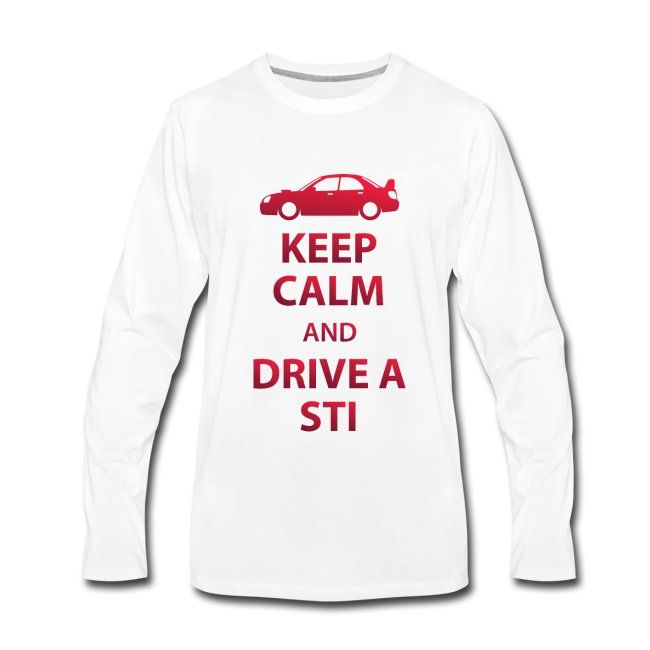 Check Out Our Subaru STI Long Sleeve Shirts Collection