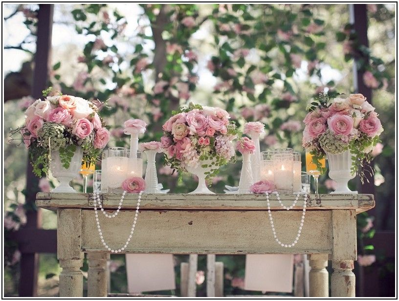 DIY Vintage Wedding Ideas for Summer and Spring | wedding ideas ...