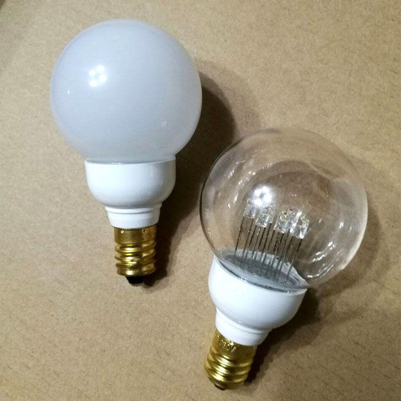 1w E14 Outdoor G45 Ball Bulbs Lights Belt For Led htCdsQr