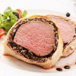 Photo of Ingredients: pork tenderloin 1 kg champignons …- Ingredient …