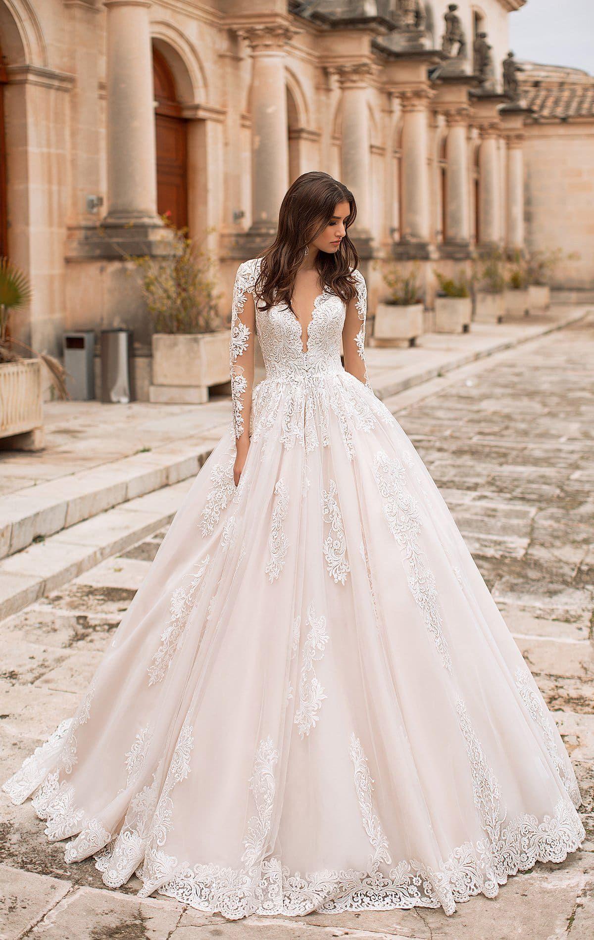 если первый картинки классных платьев на свадьбу скардино