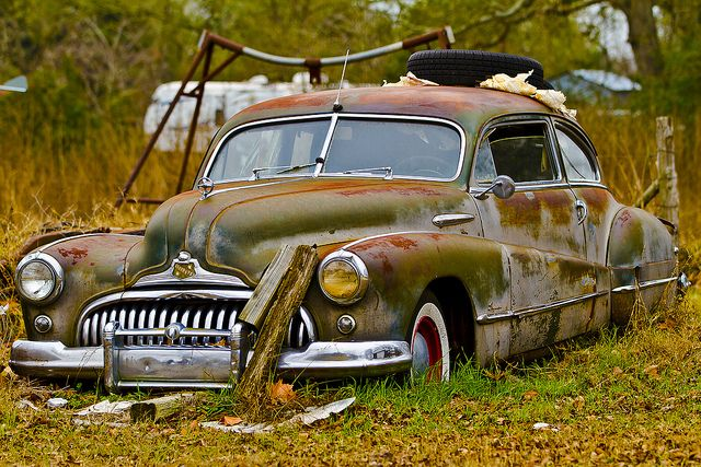 8973 - '47 Buick by Artistic Pursuits-Rob Strovers, via Flickr