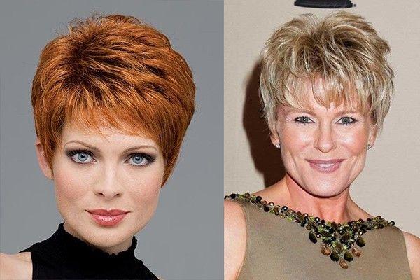 e5c71f4b9 Стрижки для женщин после 50 лет - самые стильные варианты | причёски ...