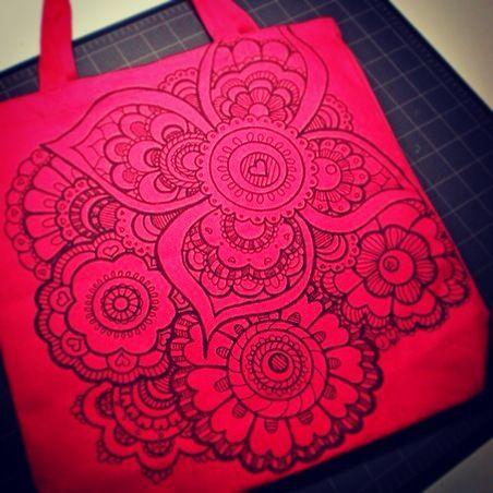 Design your own shopping bag!   Creative stuff   Pinterest ...