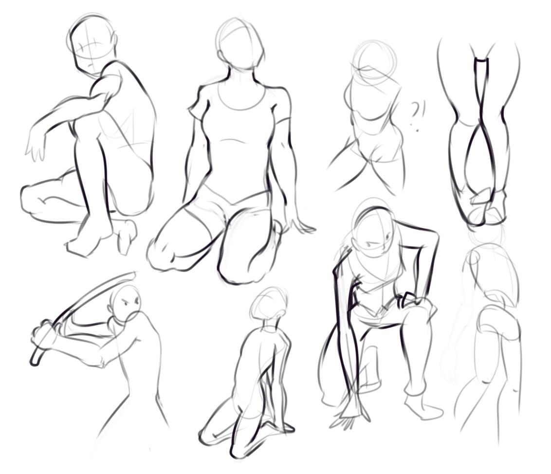Pin on Human figure drawing & anatomy reference